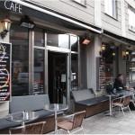 Baresso Coffee Swedenborgsgatan ute